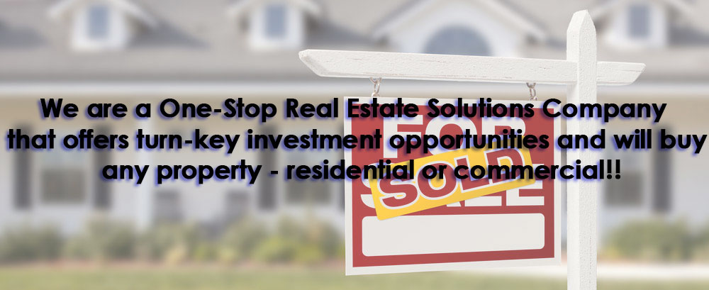 Home - We Offer the Best Buyer Solutions in Pittsburgh!